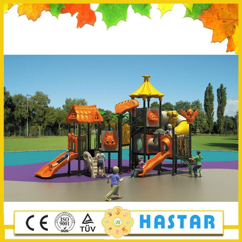 04501 Toy Factory Large Outdoor Rubber Mat Plastic Durability Of Kids Wooden Playhouse