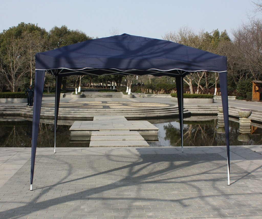 10 39 X10 39 Instant Navy Pop Outdoor Canopy Party Wedding Portable Tent Gazebo Pavilion Rolling Office Chairs Covers
