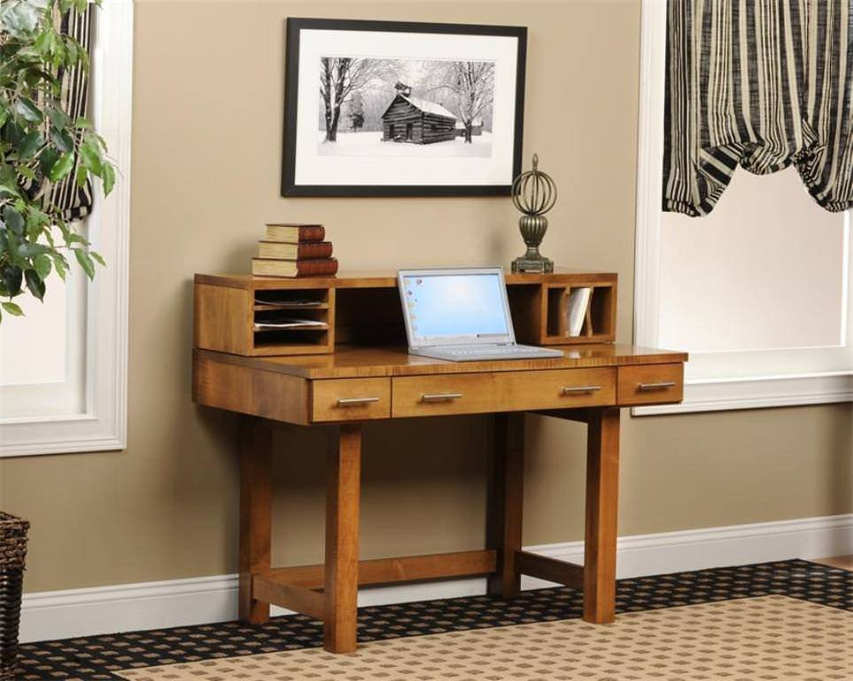 10 Small Office Desk Idea Person Limited Space Reclaimed Wood Office Desk