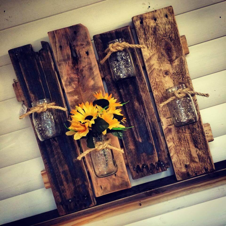 125 Awesome Diy Pallet Furniture Idea How To Build Round Wood Table Tops