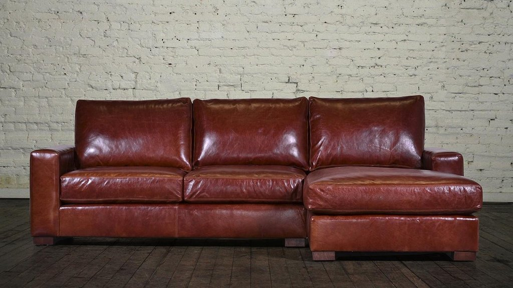 15 Photo Custom Leather Sectional Sofa Idea Deep Sectional Sofas Living Room Furniture
