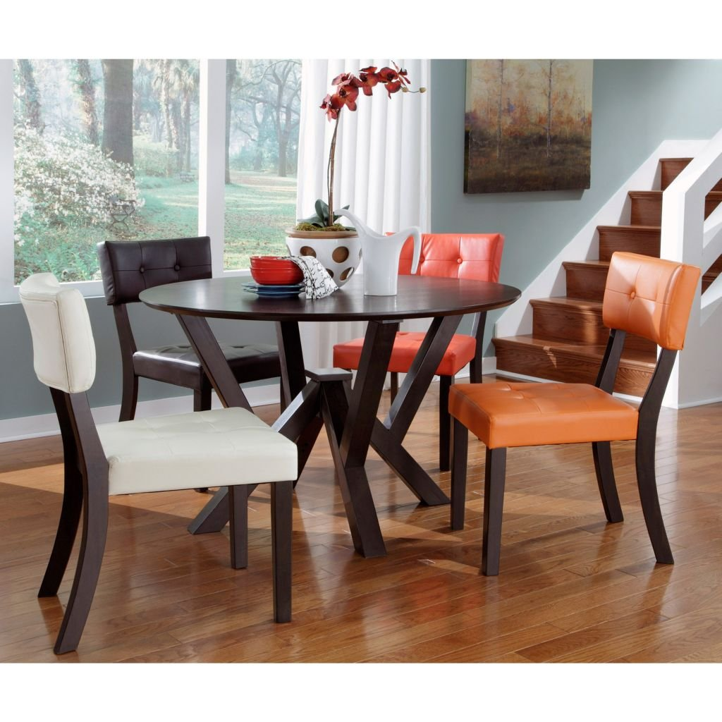 20 Fun Multi Colored Dining Chair How To Repair Rattan Dining Chairs