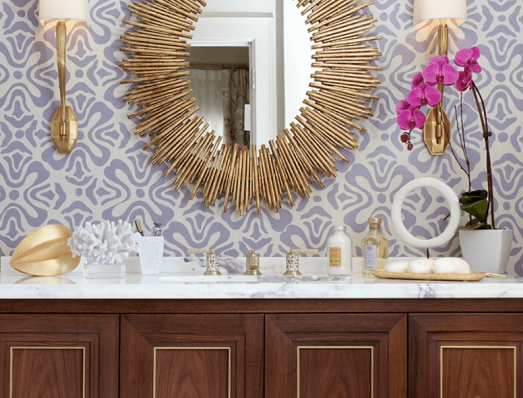 20 Inspiration Damask Mirror Mirror Idea Modern Mirrored Console Table