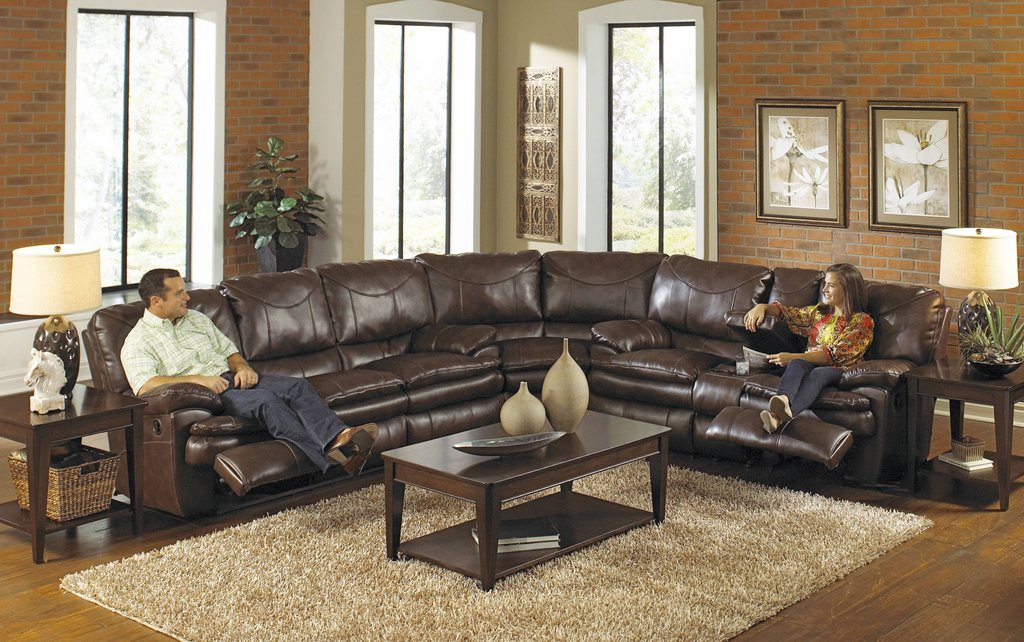 2018 Latest High Leather Sectional Sofa Deep Sectional Sofas Living Room Furniture