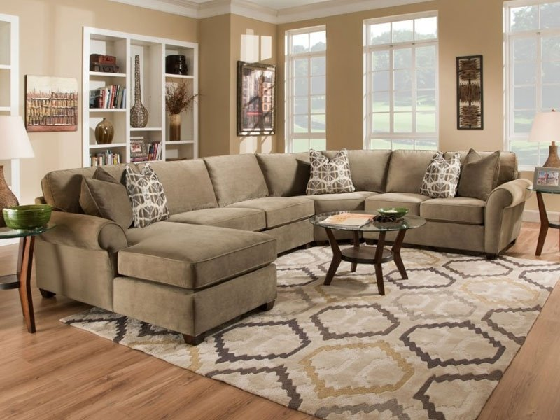 2019 Large Comfortable Sectional Sofa Deep Sectional Sofas Living Room Furniture