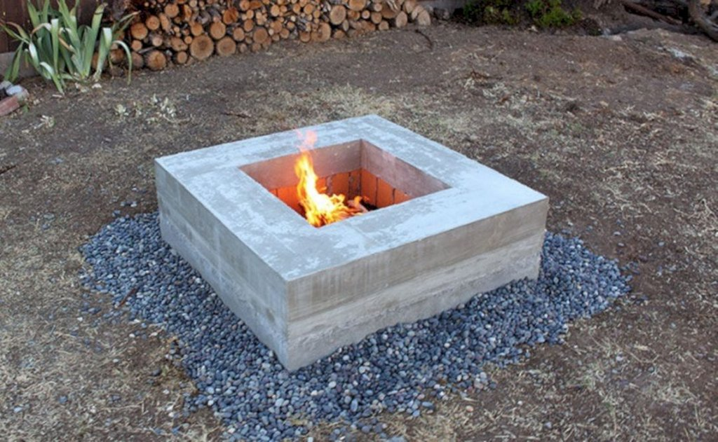 24 Beautiful Backyard Design Awesome Fire Pit Idea Making Fire Pit Coffee Table