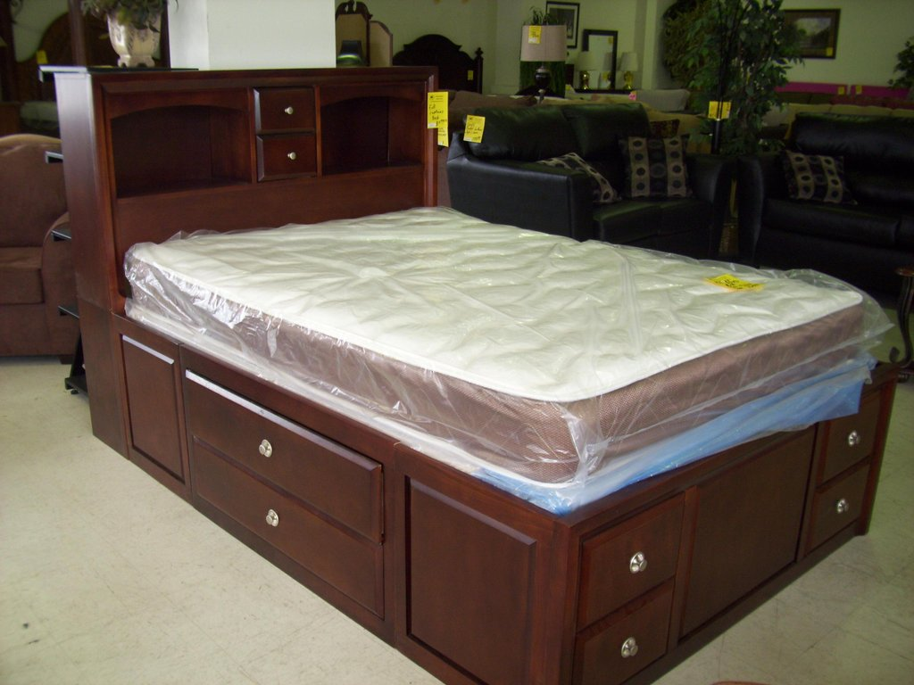 31 Canopy Waterbed Frames Pin Pine Waterbed Canopy How To Make An Bookcase Headboard