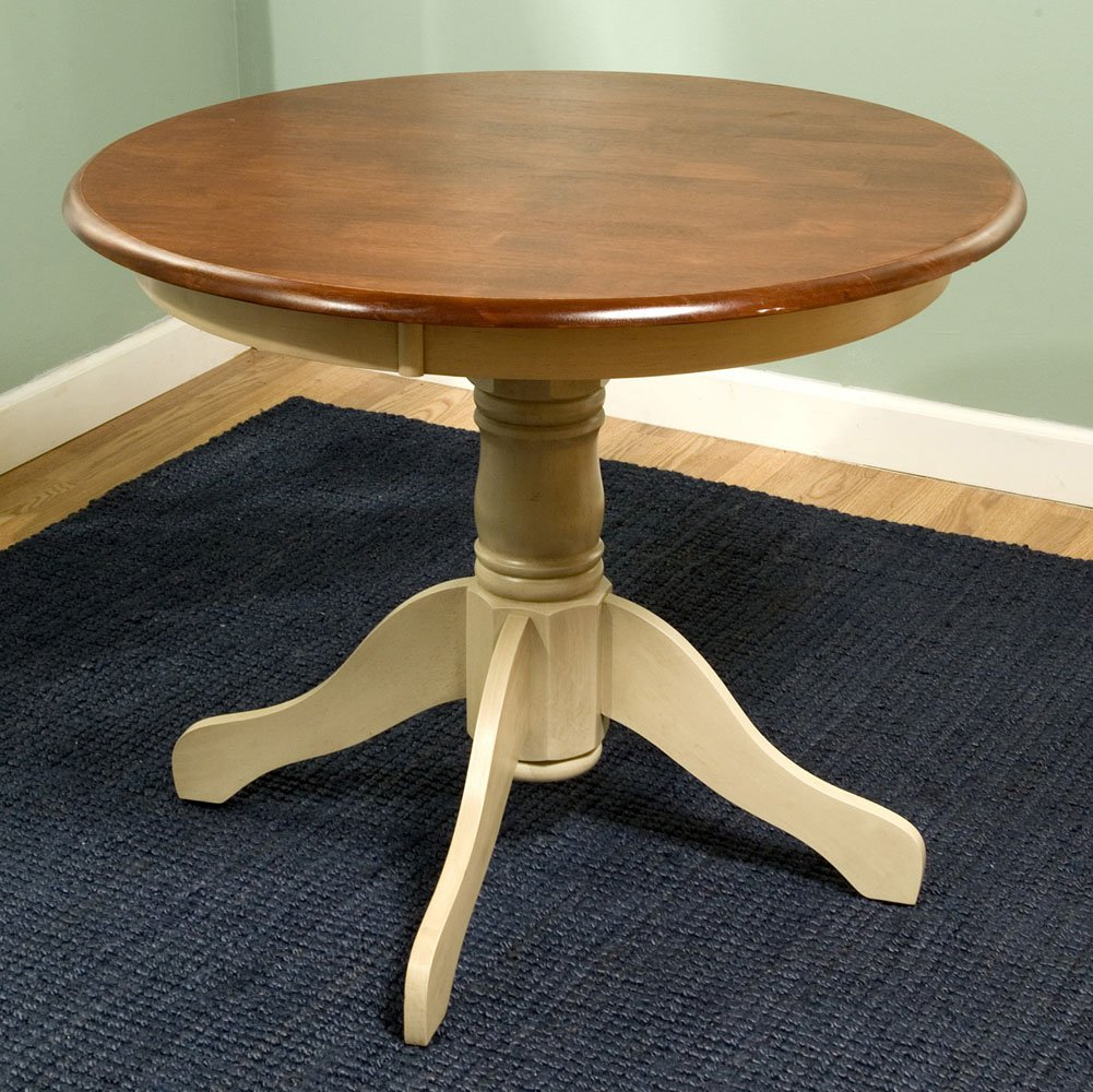 Dining Table Cheap: 42 Round Dining Table With Leaf