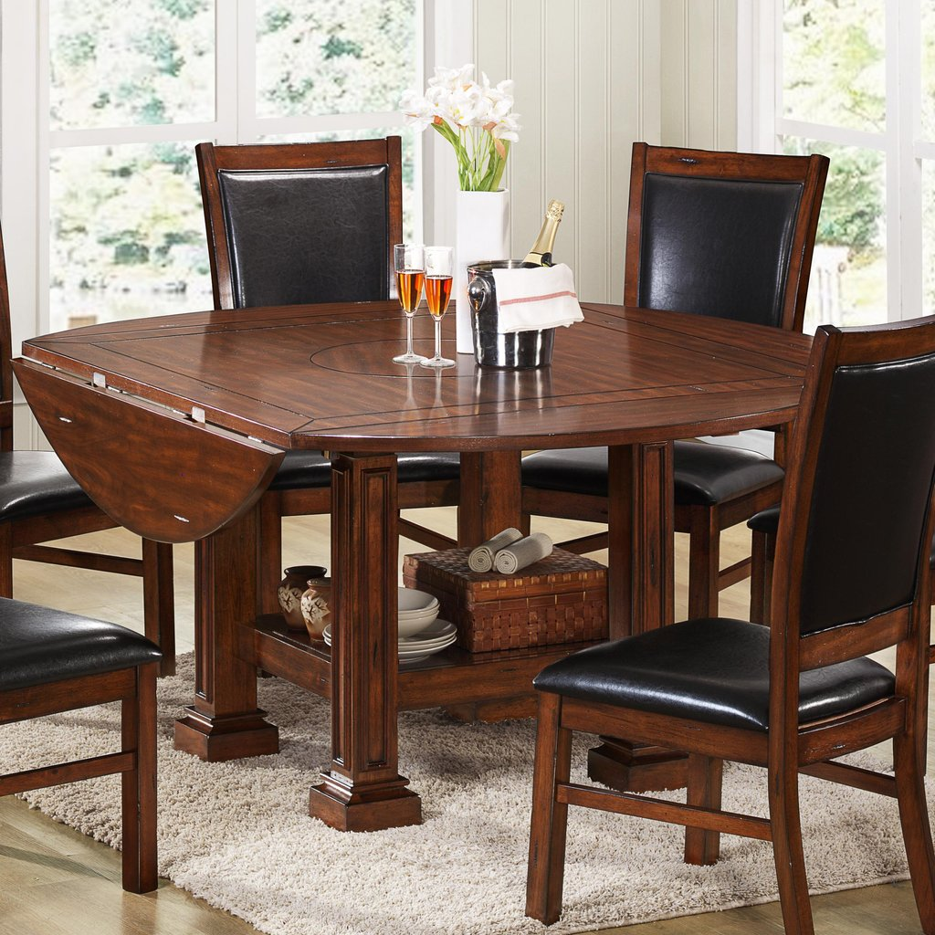 36 Drop Leaf Table Unique Hardscape Design Round Dining Table With Leaf Butterfly