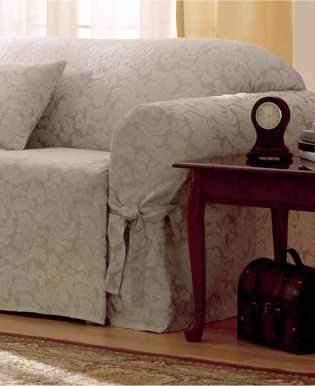 37 Reclining Sofa Slip Cover Put Slipcover How A Reclining Sofa To Function Properly