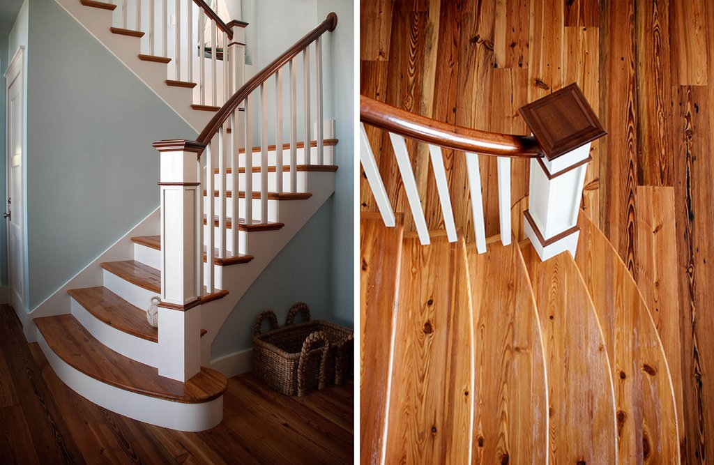 5 Stair Trend Making Swoon Horner Millwork Design Hardwood Stair Treads