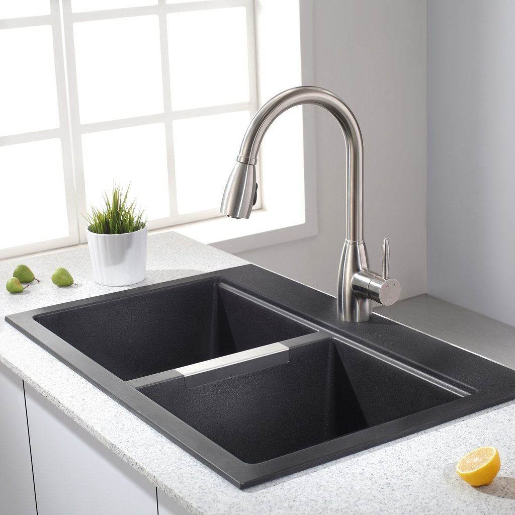 55 27 Undermount Kitchen Sink Trekfansunited The Importance Of Good Deep Kitchen Sinks