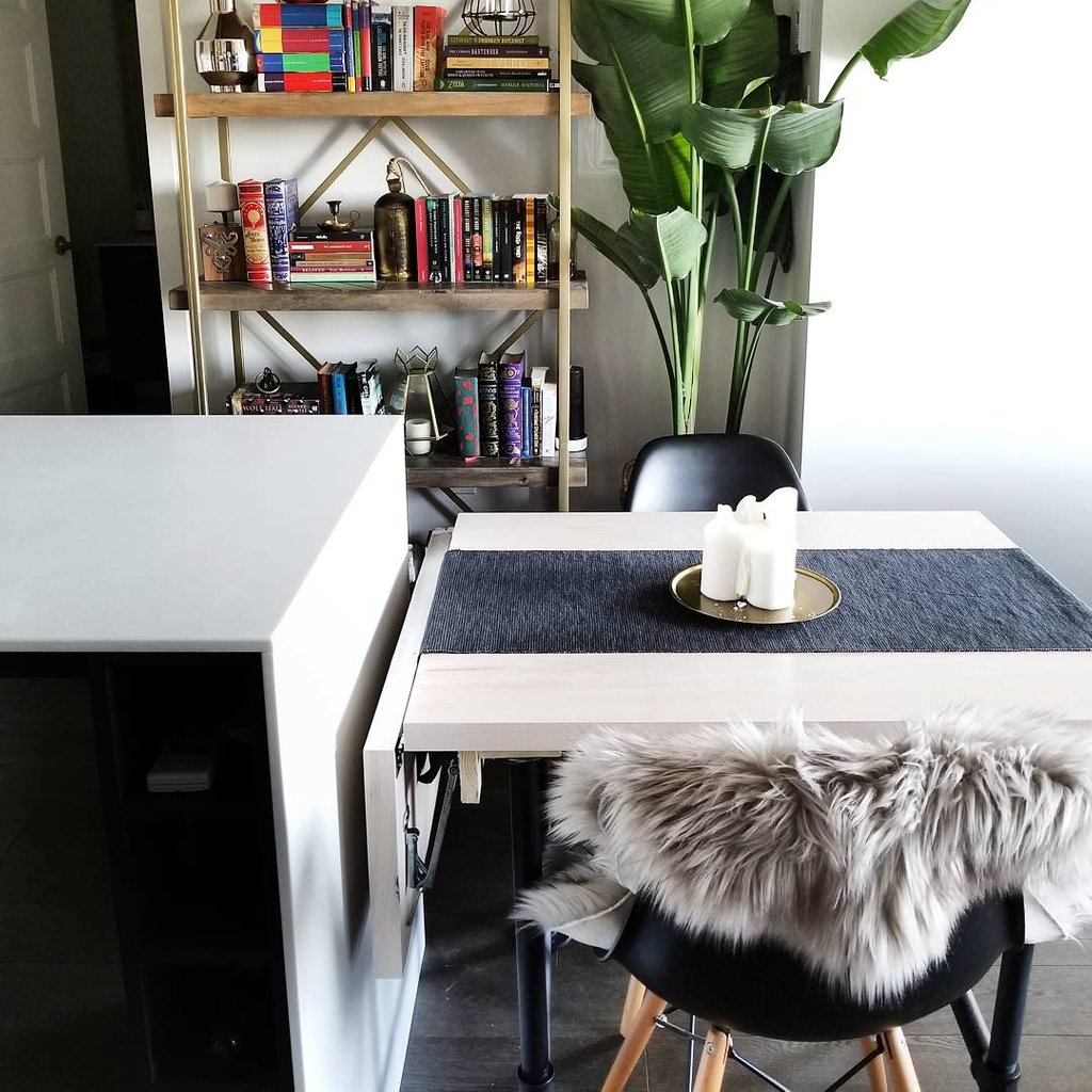 6 Small Space Furniture Idea Tiny Apartment Making An Drop Leaf Kitchen Table