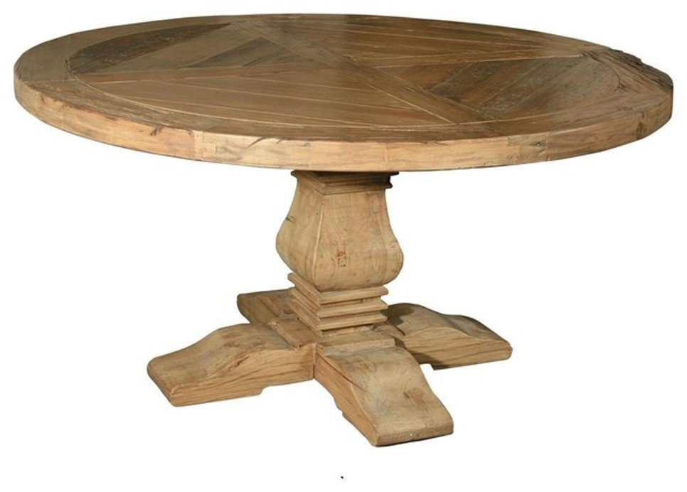 60 Dining Table Reclaimed Wood Boundless Table Reclaimed Wood Round Dining Table