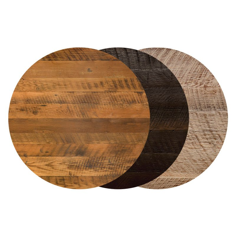 60 Quot Reclaimed Barn Wood Restaurant Table Top Bar Restaurant Table Tops Plan