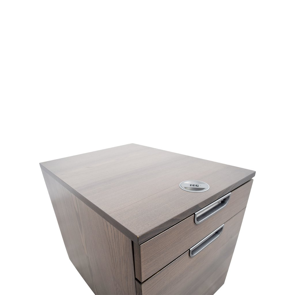 64 Ikea Ikea Galant Grey File Cabinet 2 Drawer Lateral File Cabinet Wood