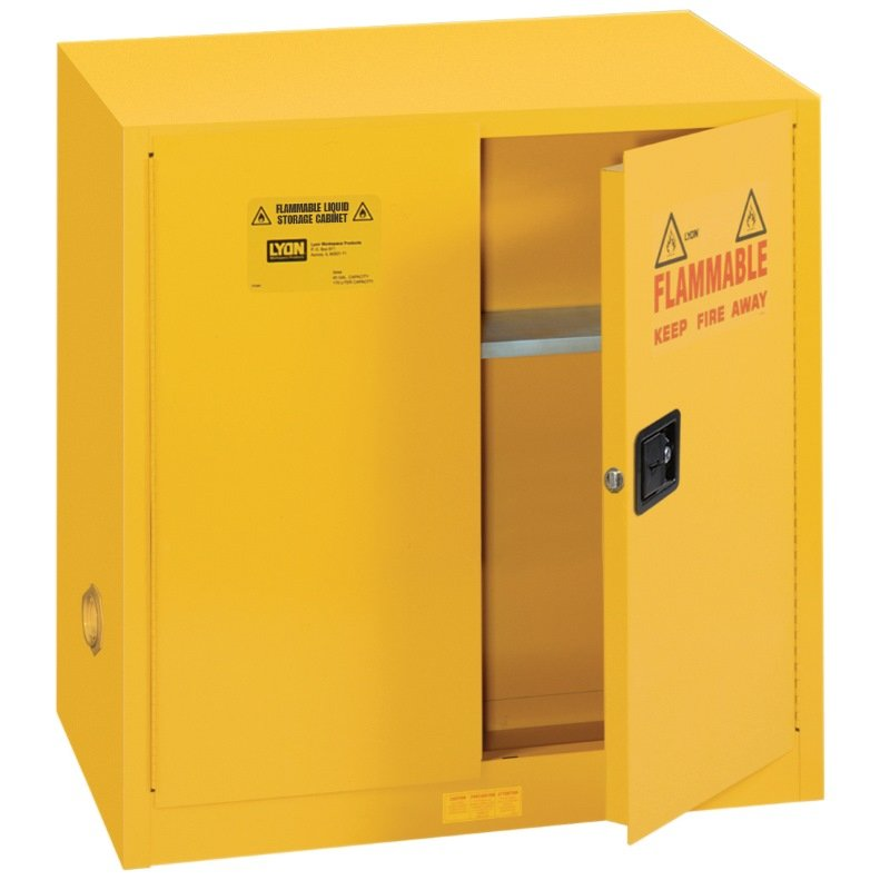 74r5467 Flammable Liquid Safety Storage Cabinet Lyon Design Flammable Cabinet Ideas