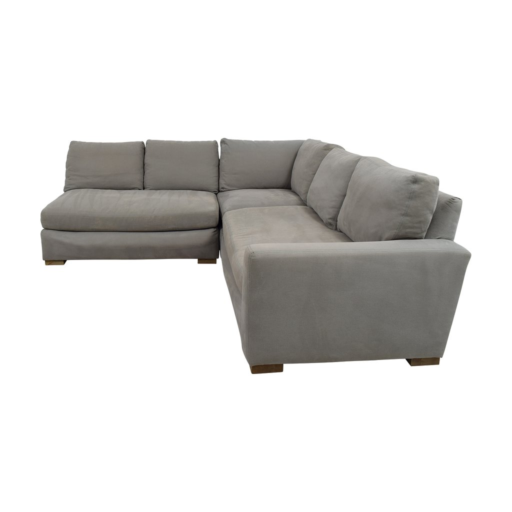 77 Restoration Hardware Grey Sectional Sofas For Small Spaces Modern