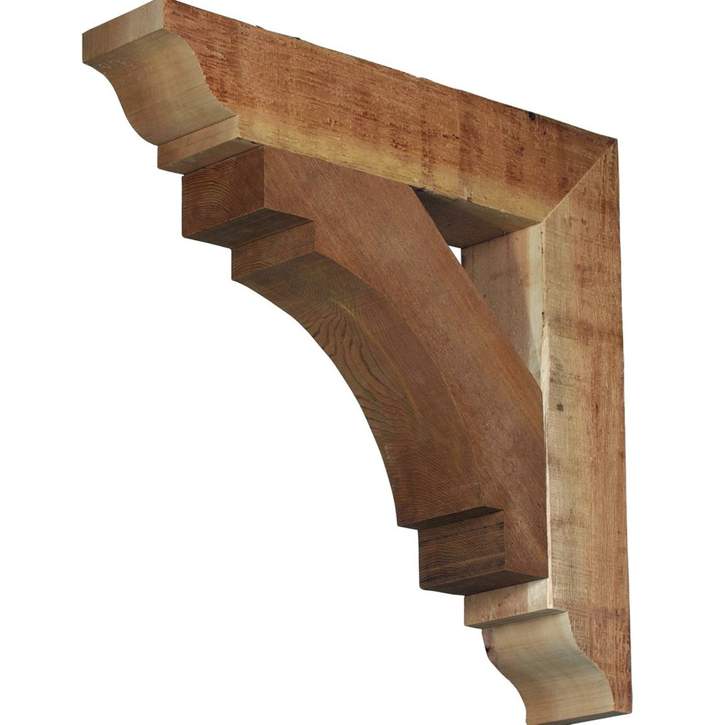 92 Making Wooden Shelf Bracket Simple Arch Cast Wooden Shelf Brackets Ideas