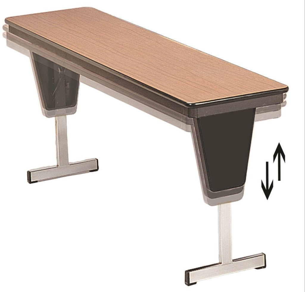 Adjustable Folding Table Leg Adjustable Folding Table Bar Height Table Legs Decor
