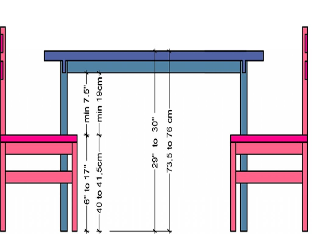 Bar height table legs decor loccie better homes gardens - Average coffee table height ...