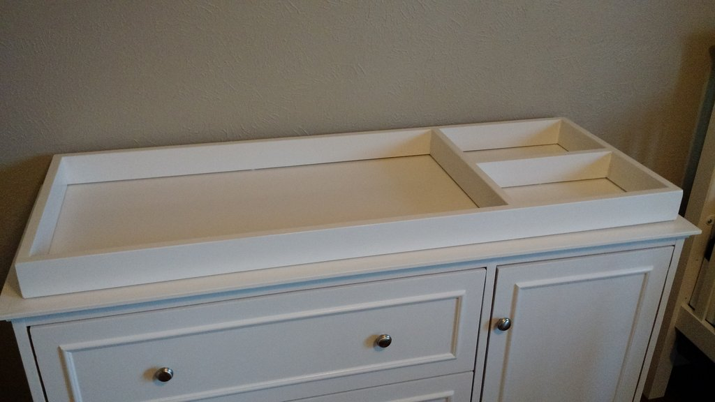 Ana White Changing Table Dresser Diy Project Changing Table Topper Children