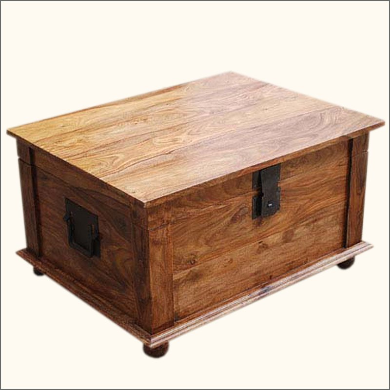 Antique Loui Vuitton Wooden Steamer Trunk Coffee Table Make A Tree Trunk Coffee Table