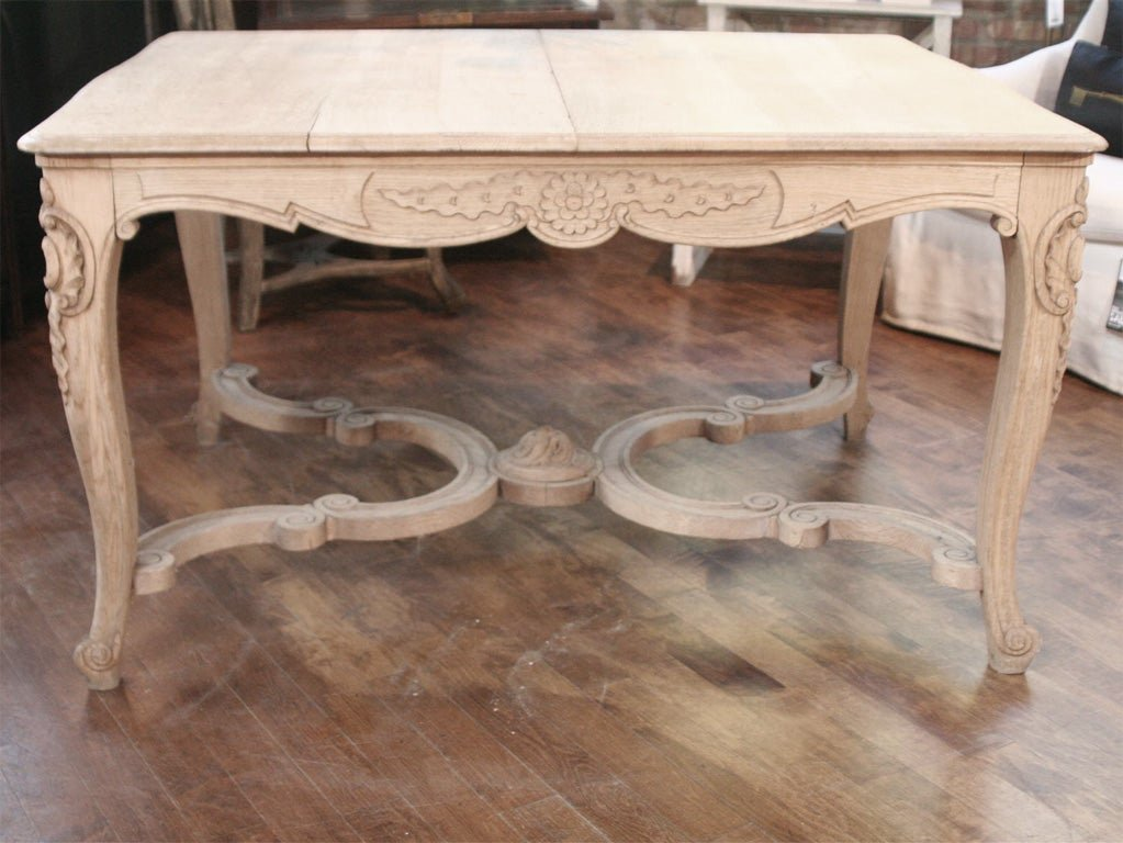 Antique Wooden Carved Dining Table 1stdib Double Pedestal Dining Table Antique