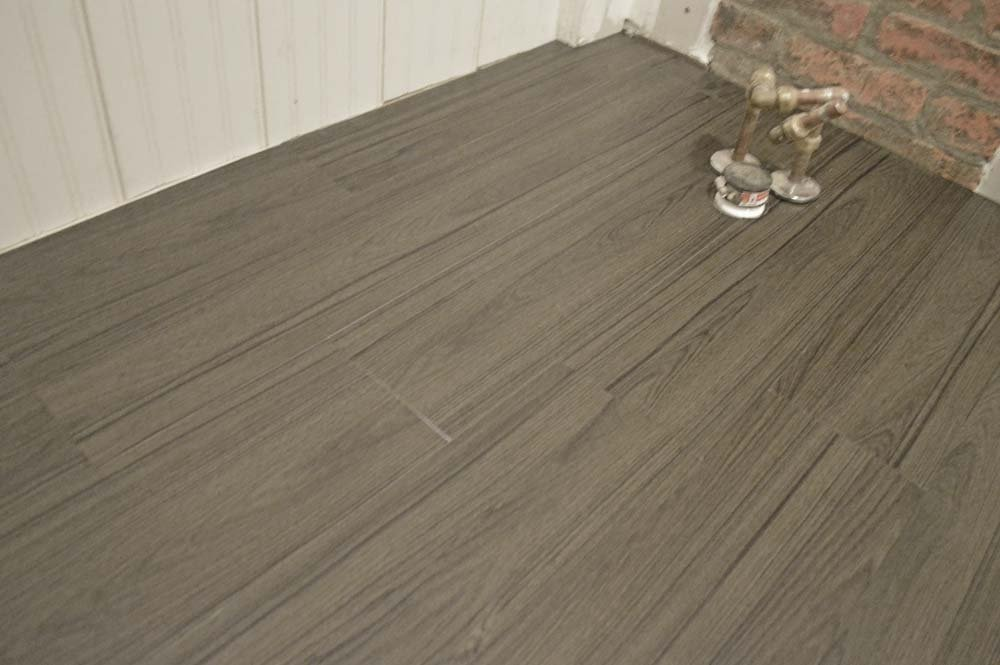 Appealing Allure Ultra Interlocking Resilient Plank Mild Soap For Slate Tile Flooring