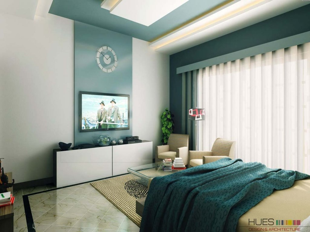 Aqua Blue Bedroom Wall Aqua Blue   Bedroom Ideas For Teen Girls
