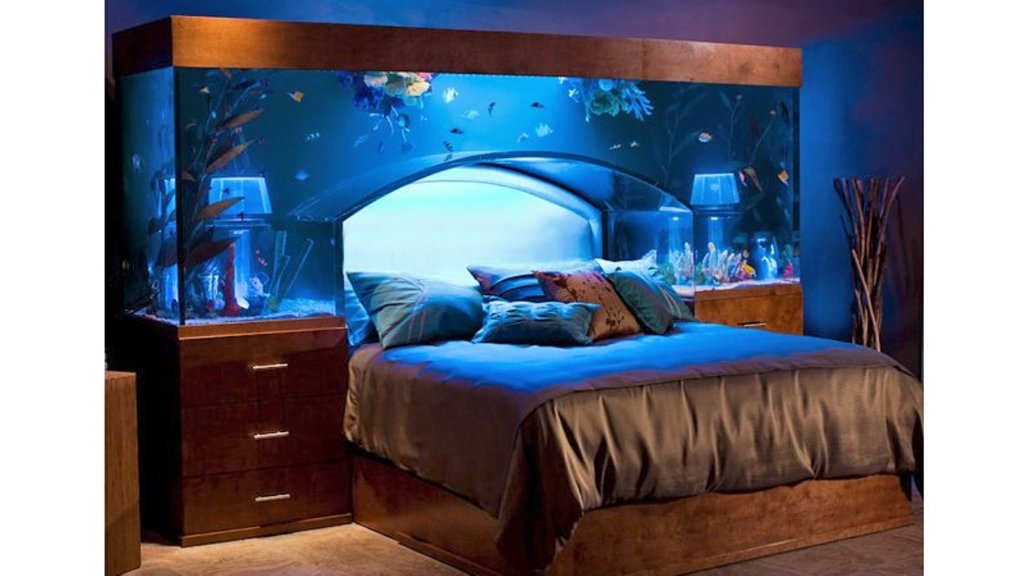 Aquarium Headboard Design Latest Contemporary Bedroom Padded Headboard Ideas