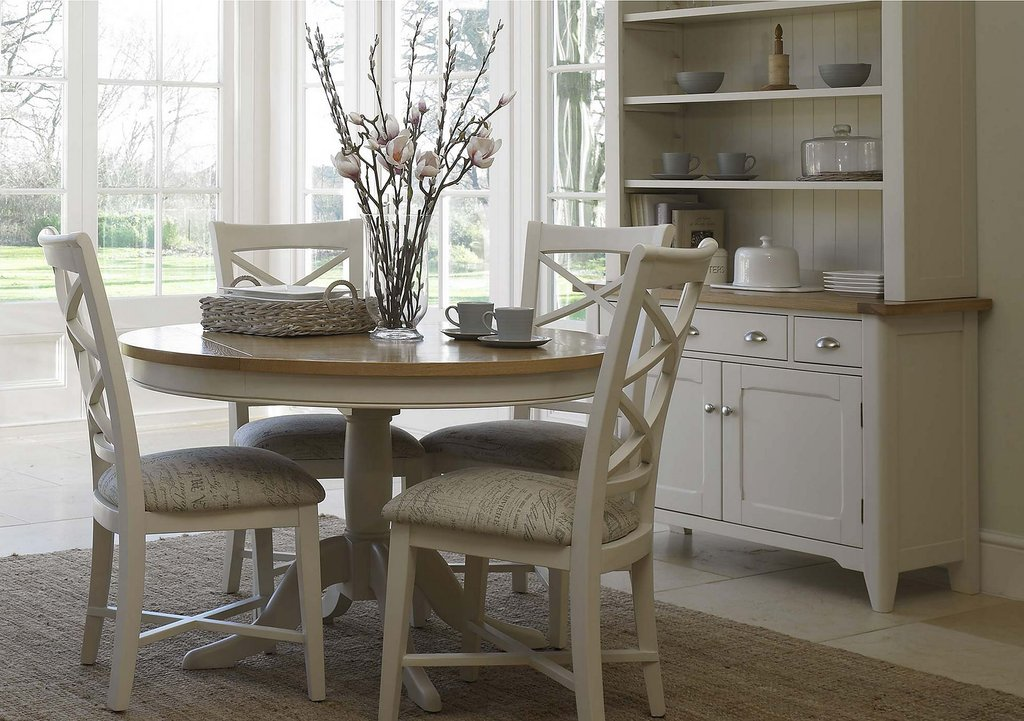 Arle Extending Dining Table Extending Dining Room Classic Round Extendable Dining Table