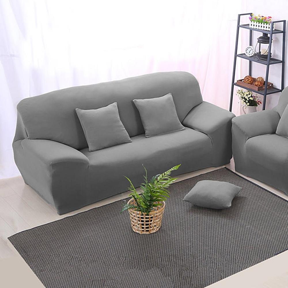 Arm Chair Seater Sofa Cover Slipcover Stretch Lounge Sofa Protector Home Ideas