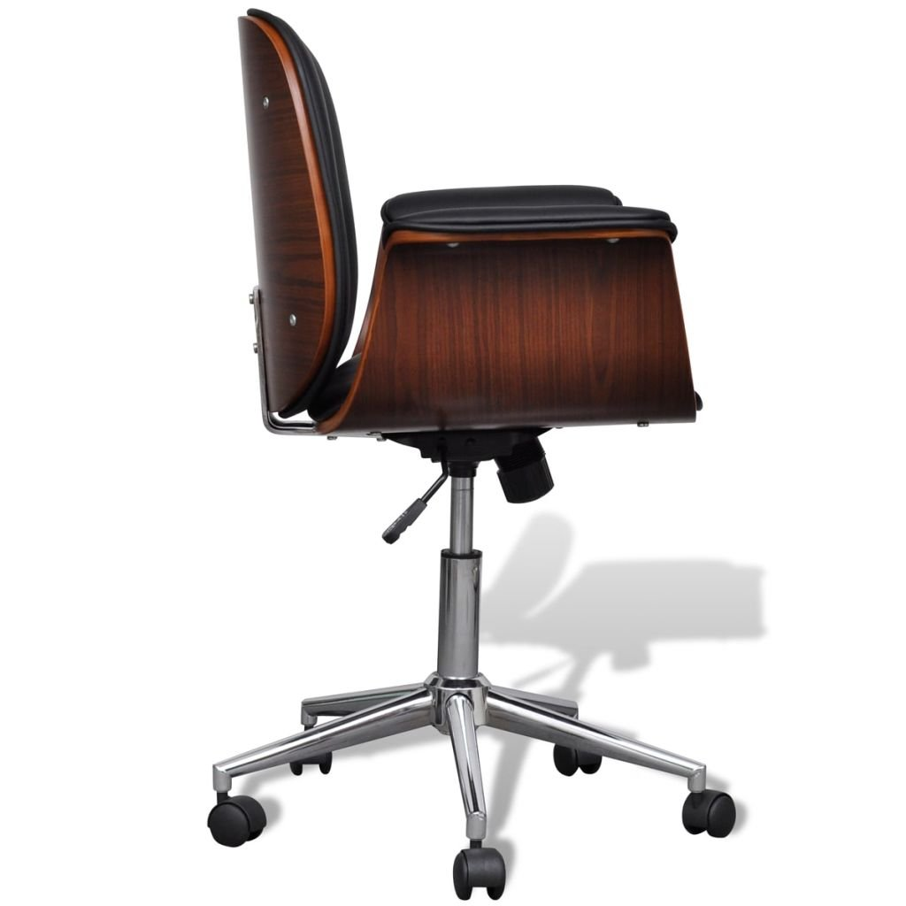 Artificial Leather Modern Swivel Chair Arm Chair Type Of Office Swivel Chair Design