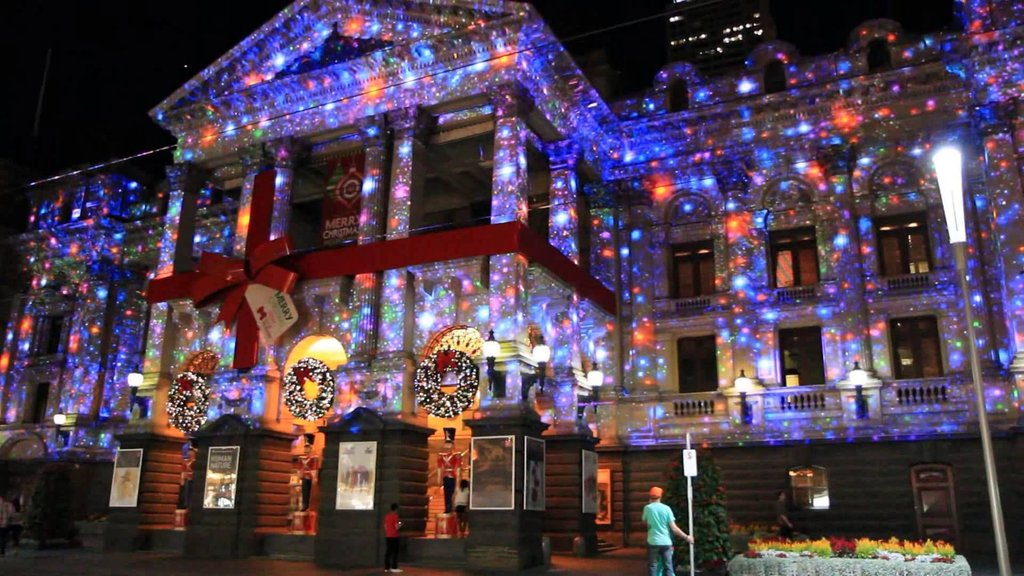 Awesome Christma Light Projector House Lit Christmas Light Ideas, Gorgeous Christmas Lighting Collections