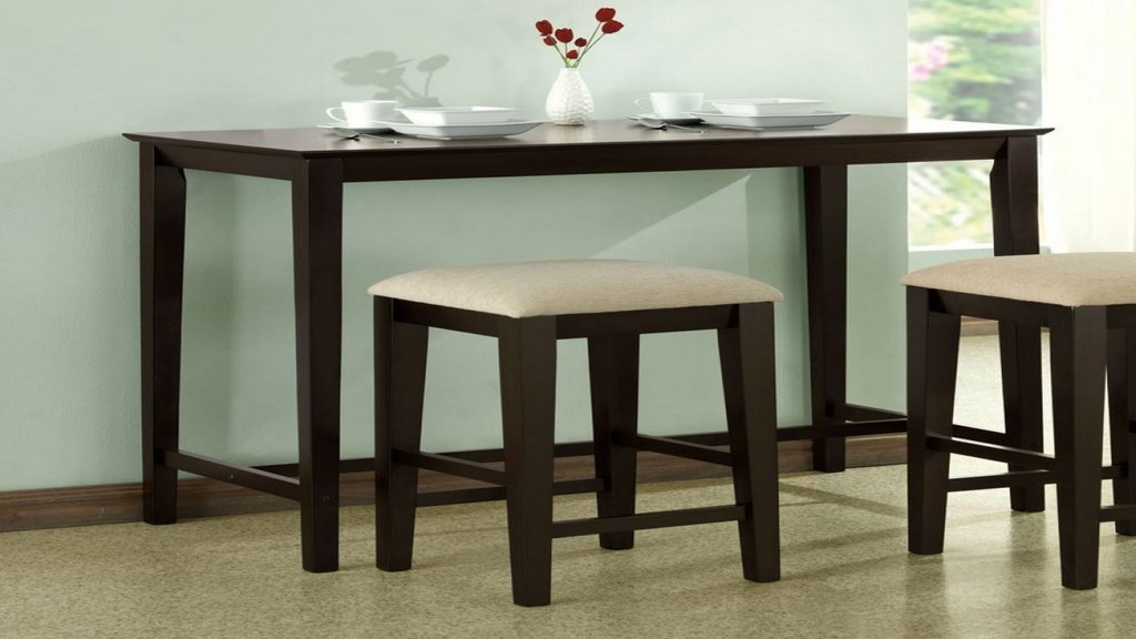 Awesome Kitchen Counter Height Table 27 Picture Diy Counter Height Kitchen Tables Design