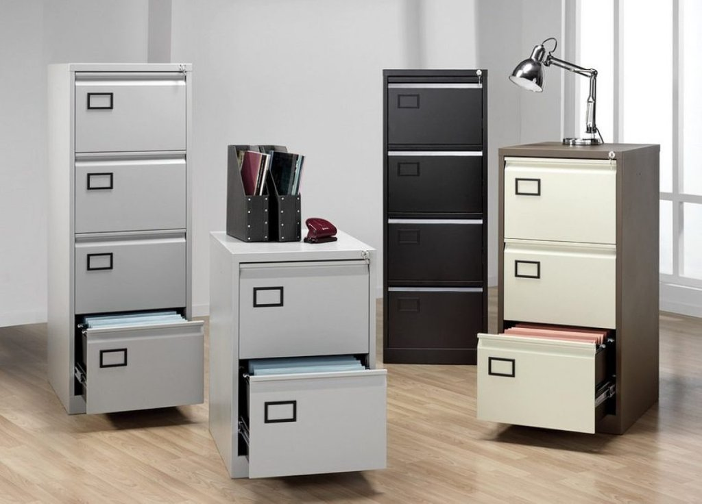 Baldwin Series Cherry Drawer Lateral File Cabinet Home Ideas