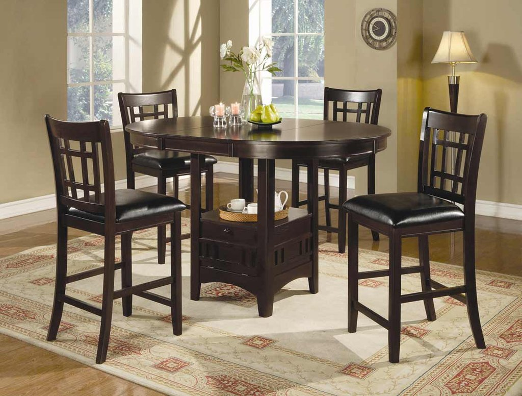 Bar Height Kitchen Table Feel Home Counter Height Kitchen Tables Design