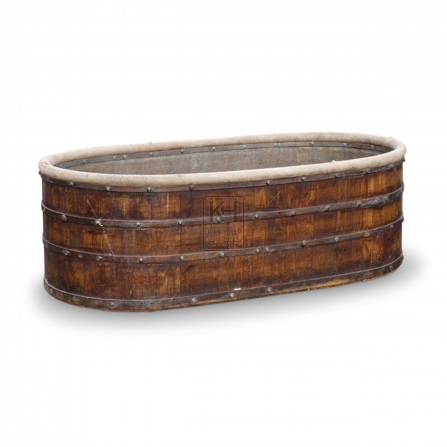 Bath Tub Large Wooden Tub Prop Hire Oval Wooden How To Build A Wooden Bathtub Stool