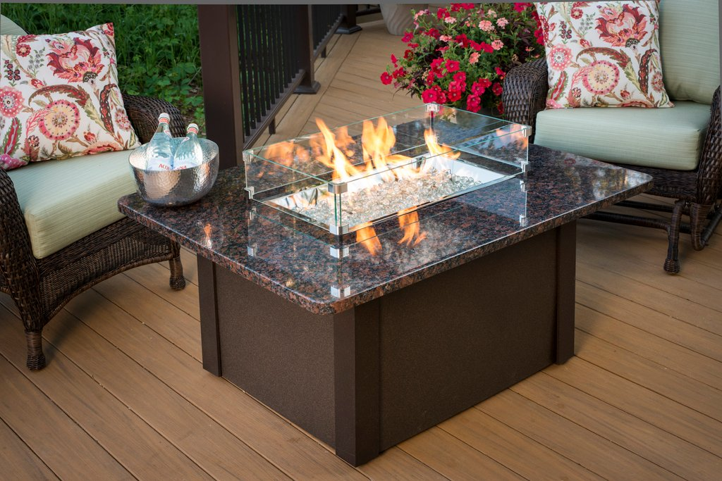 Beautiful Patio Furniture Fire Pit Table Decorating Making Fire Pit Coffee Table