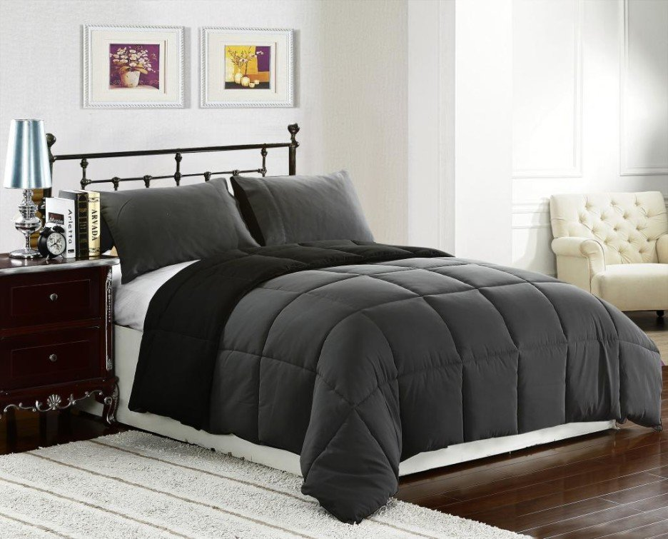 Bedroom Modern Bedroom Decoration Black Iron Bed Making An Wrought Iron Headboard