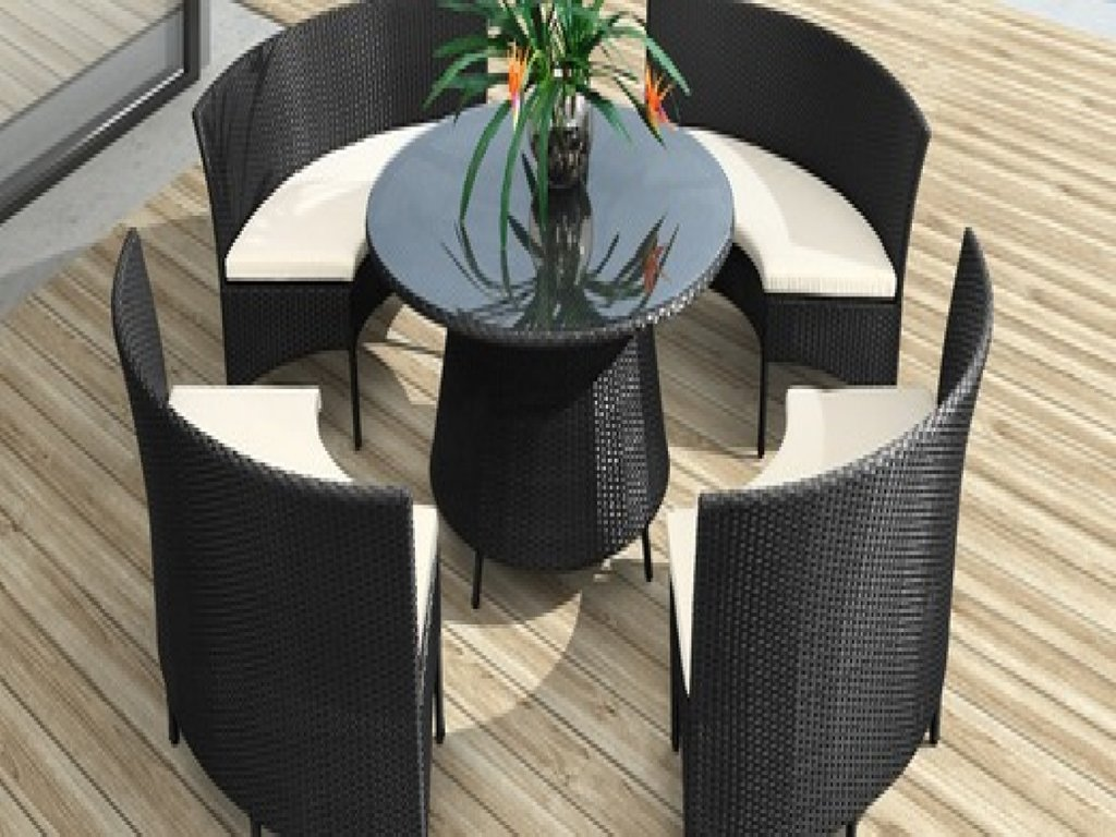 Big Dining Room Sets Weather Wicker Dining Set How To Repair Rattan Dining Chairs