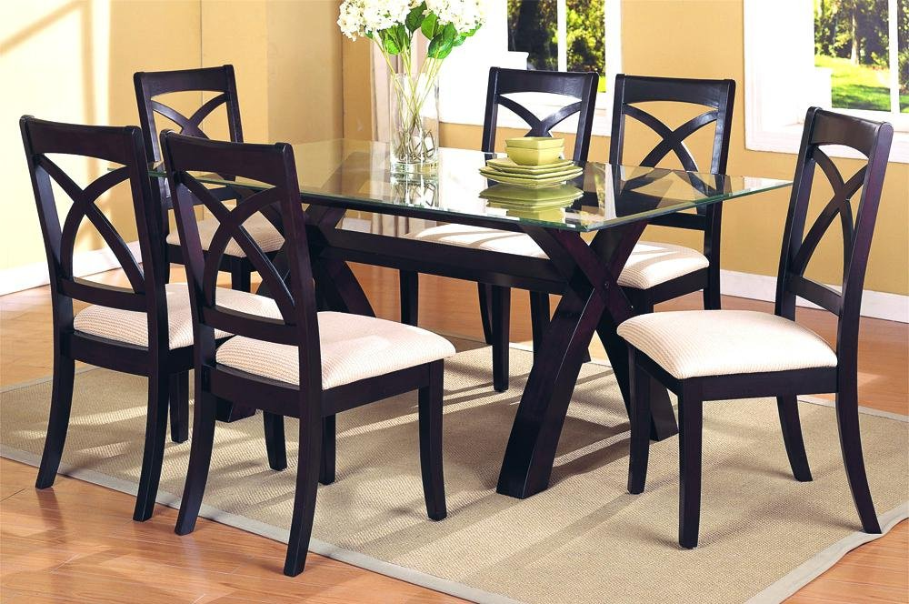 Black Extendable Dining Table Wall Mounted Table Glass Classic Round Extendable Dining Table