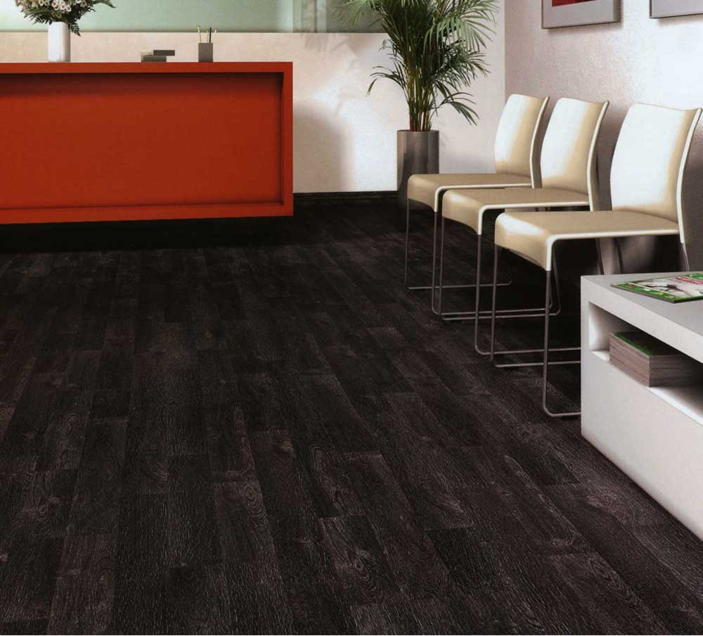 Black Hardwood Flooring Decor Upscale Home Wood Staining Wood Floors With Dark Color