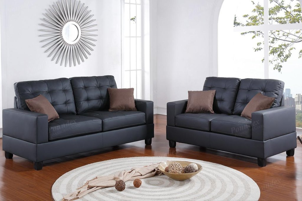 Black Leather Sofa Loveseat Set Steal Sofa Leather Sofa And Loveseat Covers