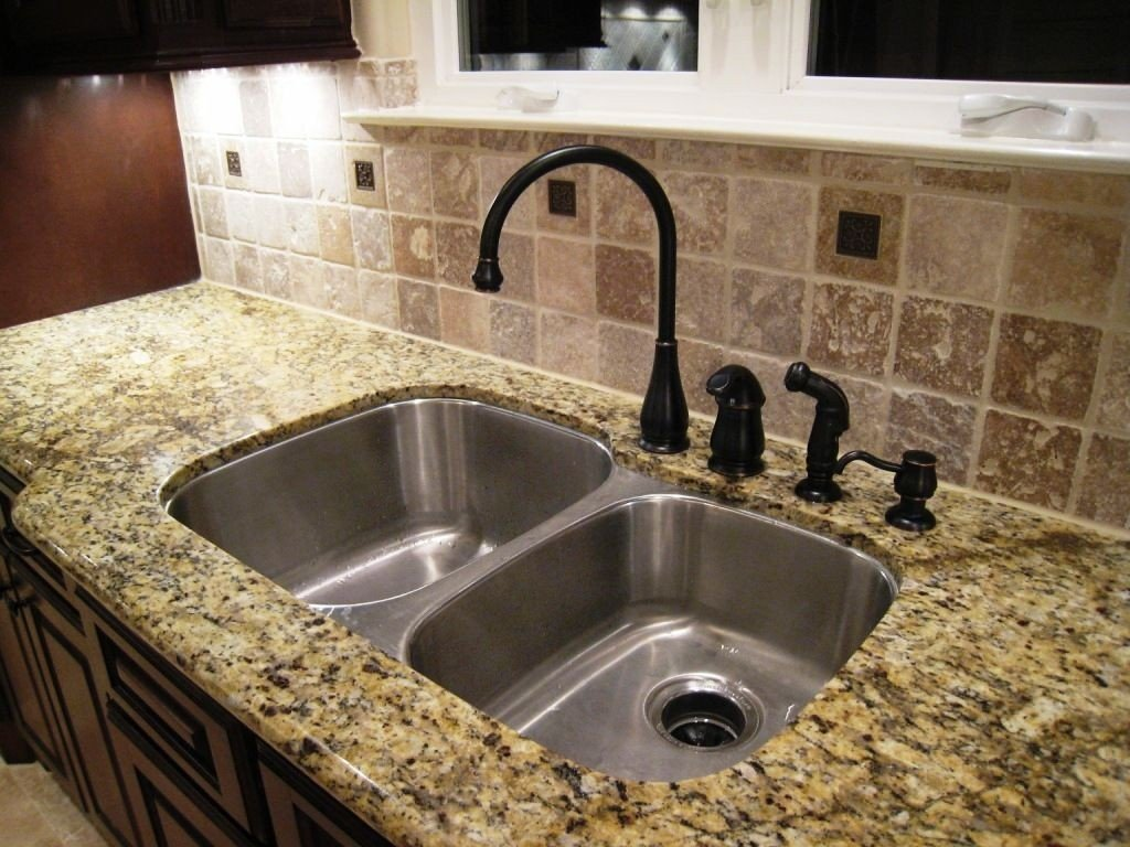 installing kitchen sinks stainless steel loccie better homes gardens ideas. Black Bedroom Furniture Sets. Home Design Ideas