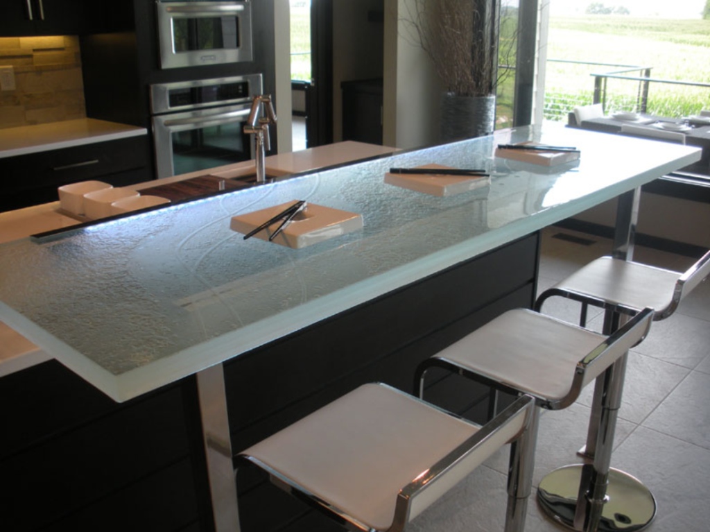 Blog Cgd Glass Countertop How To Build Round Wood Table Tops