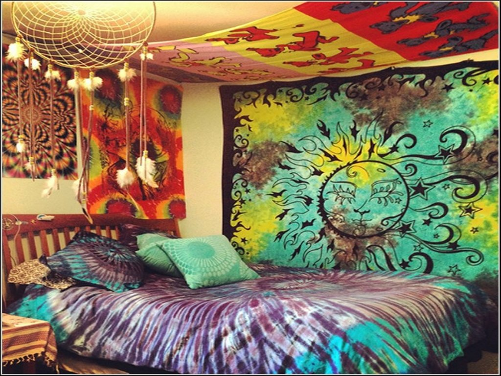 Bohemian Themed Bedroom Bedroom Hippie Chill Hippie Sectional Sofas For Small Spaces Modern