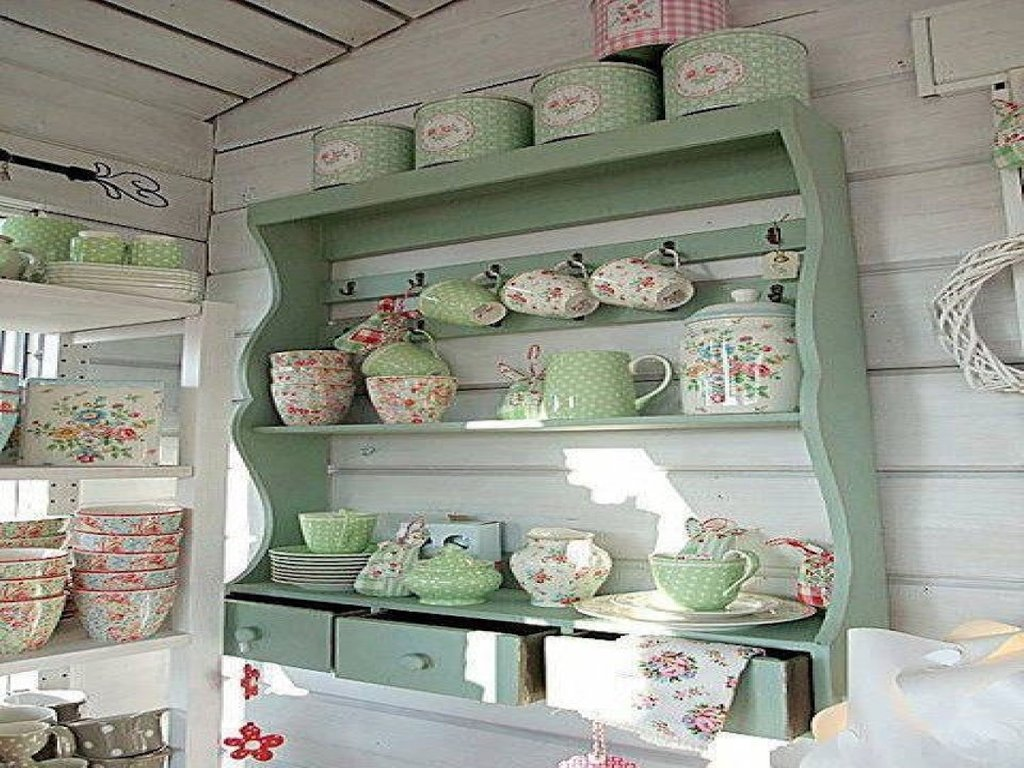 Bookcase Antique Shabby Chic Kitchen French Country Rustic Maple Kitchen Cabinets