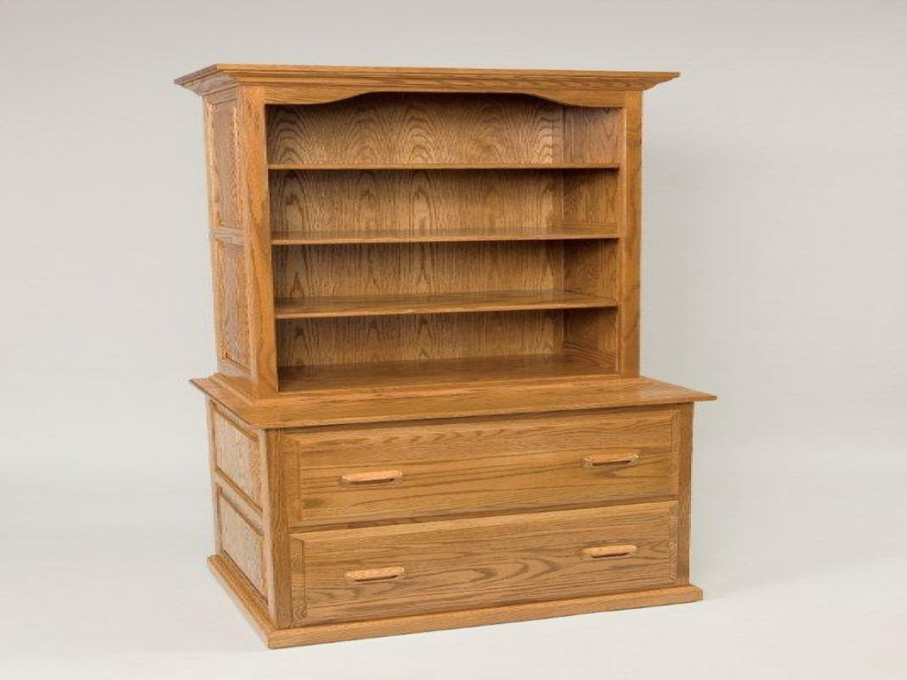 Bookcase File Cabinet Combo File Cabinet Bookshelf 2 Drawer Lateral File Cabinet Wood